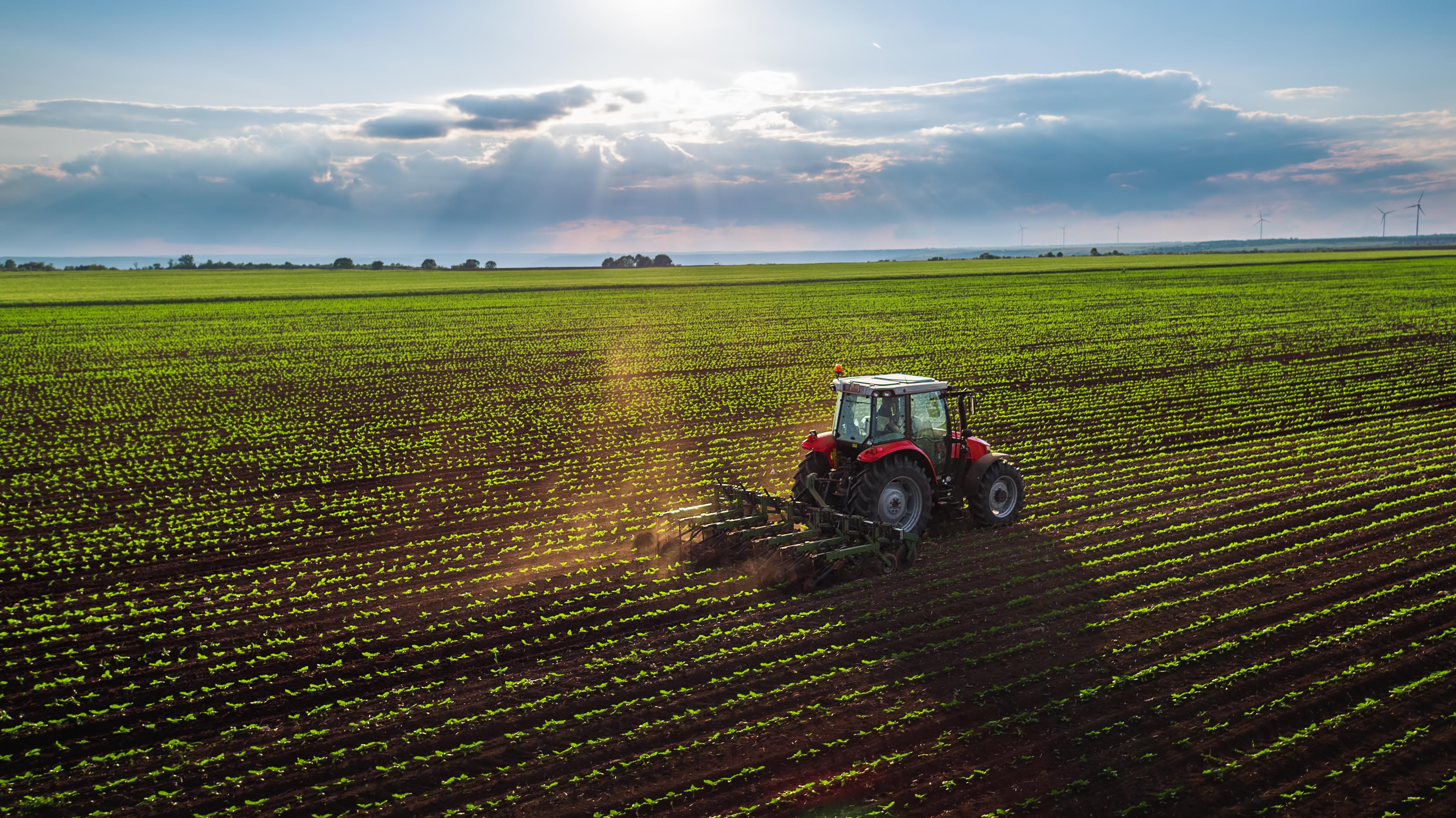 Landbouw- en plattelandsbeleid