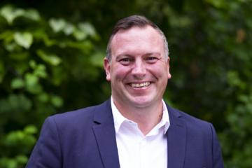 Gunther Coppens, fractievoorzitter N-VA Vlaams-Brabant