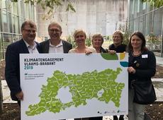 Vlaams-Brabantse gemeentes ondertekenen klimaatakkoord