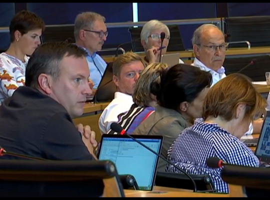 Provincieraad Vlaams-Brabant 17 september 2019